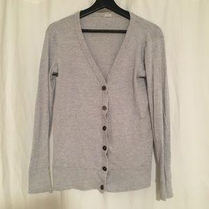 J. Crew Factory Grey Sweater